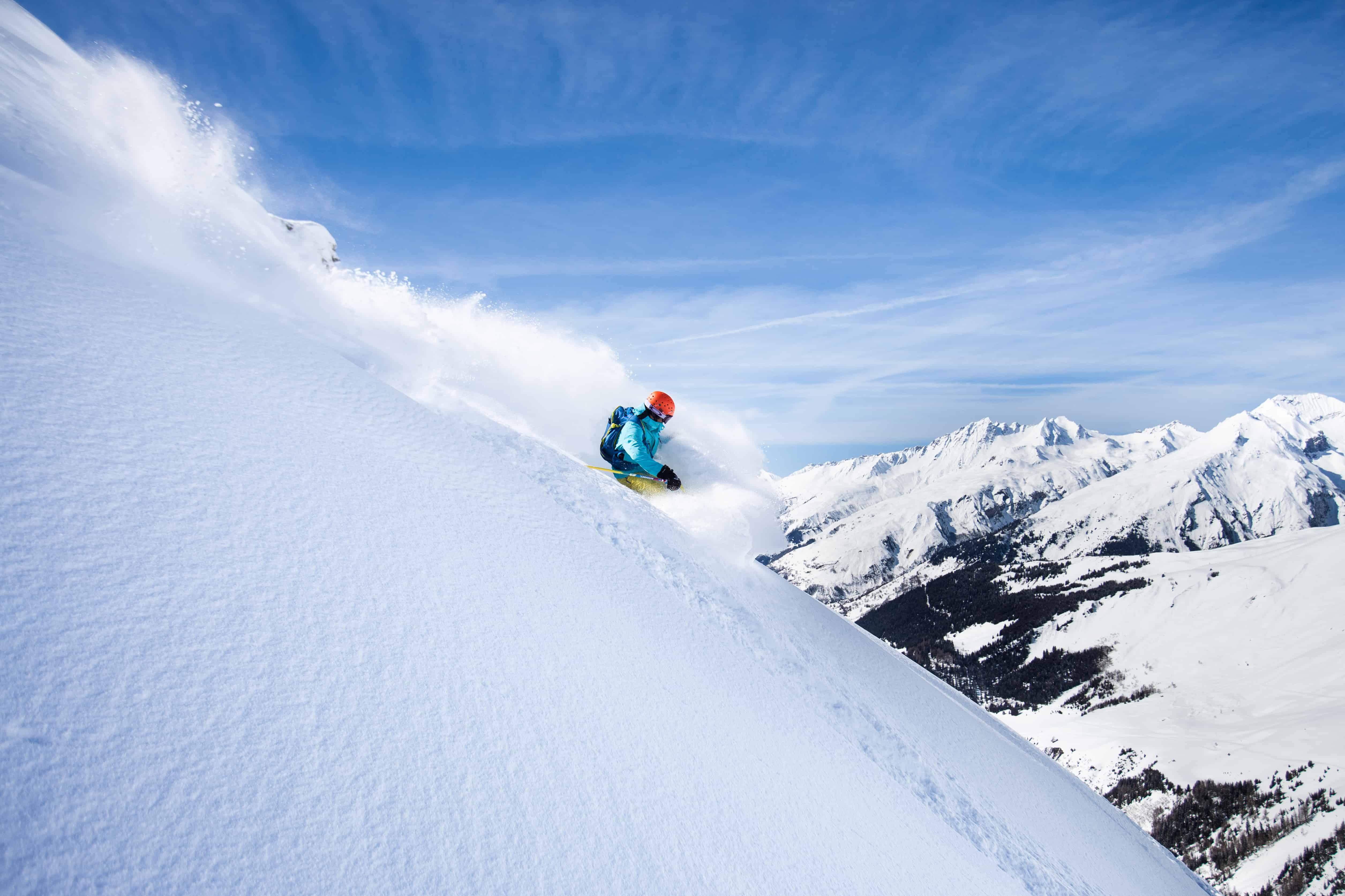 Quel domaine entre Tignes Val d'Isère et Paradiski ?